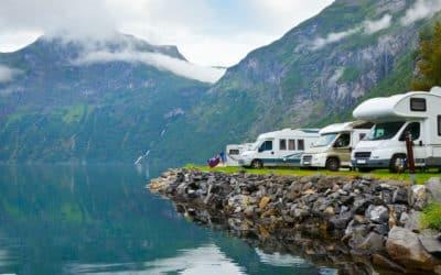 Met de camper naar Noorwegen